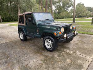 Jeep Wrangler 4x4 for Sale in DeLand, FL