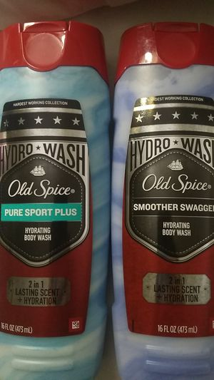 Old Spice Hydro Wash. for Sale in Peoria, AZ