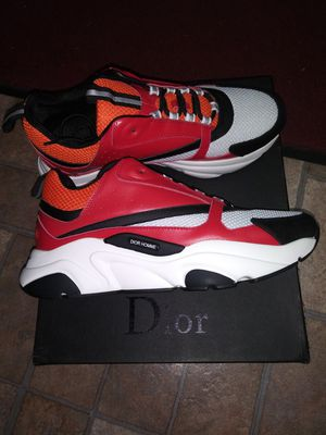 Christian dior sneakers size 7 for Sale in New York, NY
