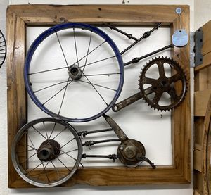 Wood frame rim for Sale in Los Angeles, CA