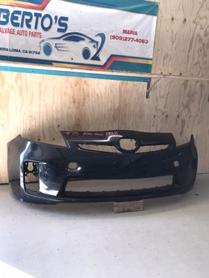 2010-2011 Toyota Prius Front Bumper for Sale in Jurupa Valley, CA