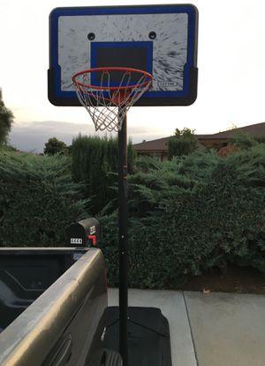 Basketball hoop Almost new 80bucks for Sale in Riverside, CA