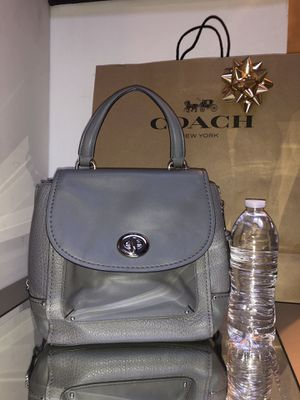 Coach bag and backpack for Sale in Tacoma, WA