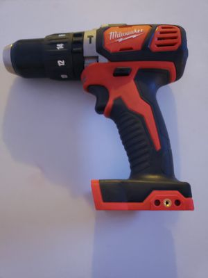 Milwaukee M18 Hammer Drill Driver for Sale in Downey, CA