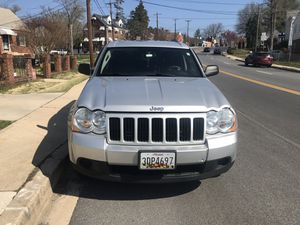 2008 Jeep Grand Cherokee for Sale in Mount Rainier, MD