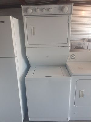 Whirlpool thin twin stackable for Sale in Las Vegas, NV