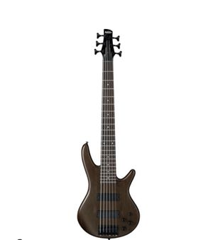Ibanez 6 strings bass guitar with tunee and bag for Sale in Chicago, IL