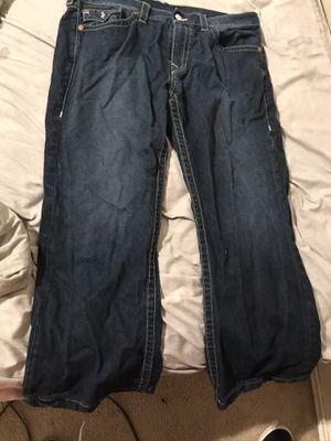Size 38 True religion jeans for Sale in Dallas, TX