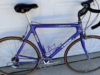 1992 Trek 5200 Road Bicycle, 60cm Frame for Sale in San Jose,  CA