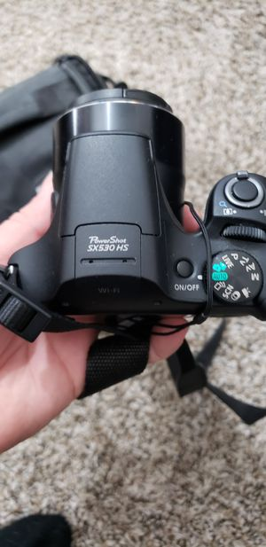 canon powershot sx530 hs for sale for Sale in Oswego, IL
