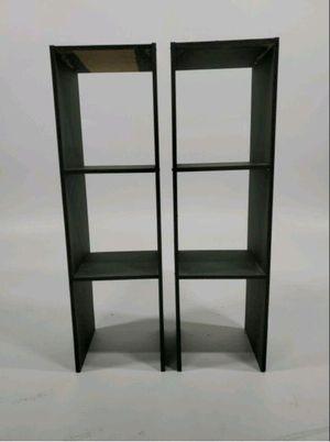 Pair of Grey Shelves for Sale in Cedarhurst, PA