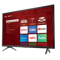 Tcl smart roku tv for Sale in Fort Lauderdale, FL