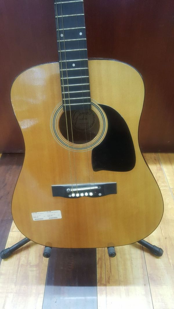 GOYA acoustic guitar G305 made in Korea for Sale in Bakersfield, CA -  OfferUp