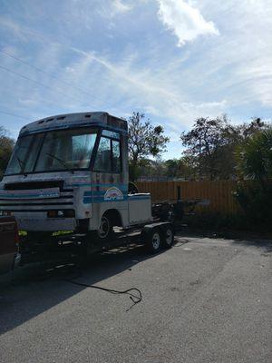 454 chevy big block food truck camper box truck for Sale in Sanford, FL
