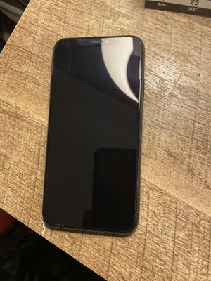 iPhone X 256gb - Verizon (used, cracked back) for Sale in Mt. Juliet, TN