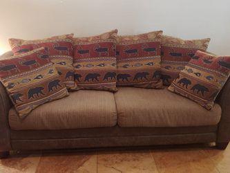 Queen Sofa Sleeper And Loveseat for Sale in Buckeye,  AZ