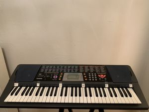 Casio CTK-501 electronic keyboard with accessories for Sale in Berkeley, CA