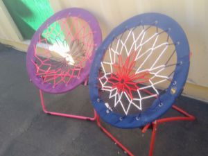 2 bungee chairs for Sale in San Diego, CA
