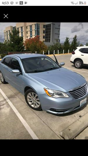 2014 Chrysler 200 for Sale in Kent, WA