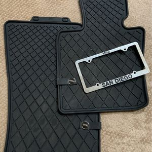 MINI COOPER S FRONT SEATS - All Weather Floor Mat for Sale in San Diego, CA
