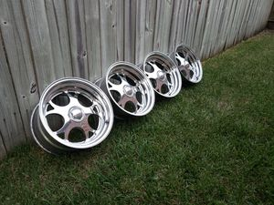 🚩Staggered Budnik Wheels🚩 for Sale in Houston, TX