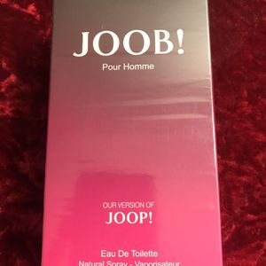 JOOB Fragrance For MEN Our Version Of JOOP! for Sale in Dallas, TX
