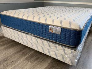 Supreme orthopedic mattresses and box spring for Sale in Covina, CA