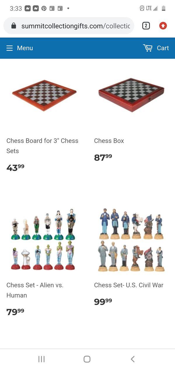Chess UCLA vs USC