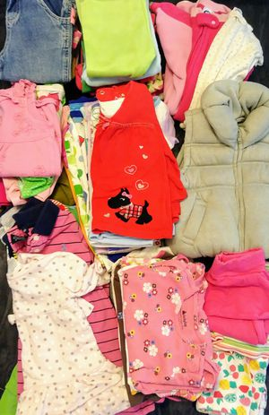 12-18M Baby Girl 60+ Piece Clothing Lot for Sale in Warren, MI