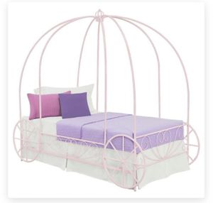 Girl's Twin Princess Bed for Sale in Harleysville, PA