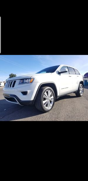 2015 jeep grand cherokee laredo for Sale in Tucson, AZ