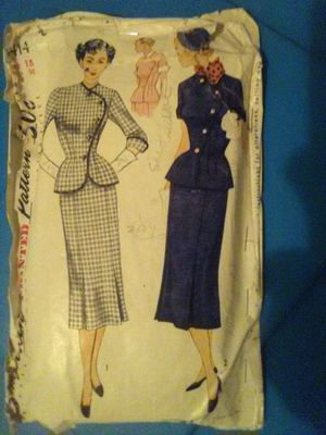 Vintage Simplicity Printed Pattern for Sale in Jackson, MS