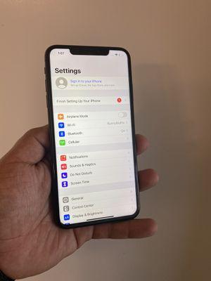 iPhone XS MAX 256GB ATT-CRICKET for Sale in Selma, CA