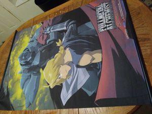 Full metal alchemists cloth poster for Sale in Grand Rapids, MI