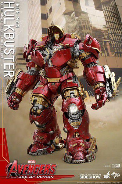 Hot Toys Avengers Age of Ultron Hulkbuster Figure