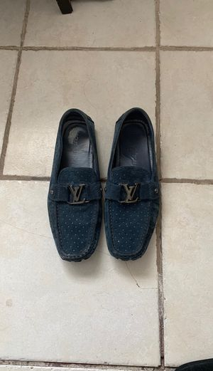 Louis Vuitton shoes man for Sale in Hollywood, FL