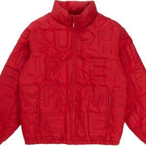 Supreme bonded Logo Puffer Jacket for Sale in Park City, UT