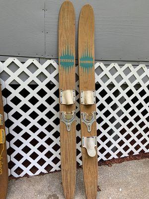 Vintage Mercury Water Skis for Sale in Acworth, GA