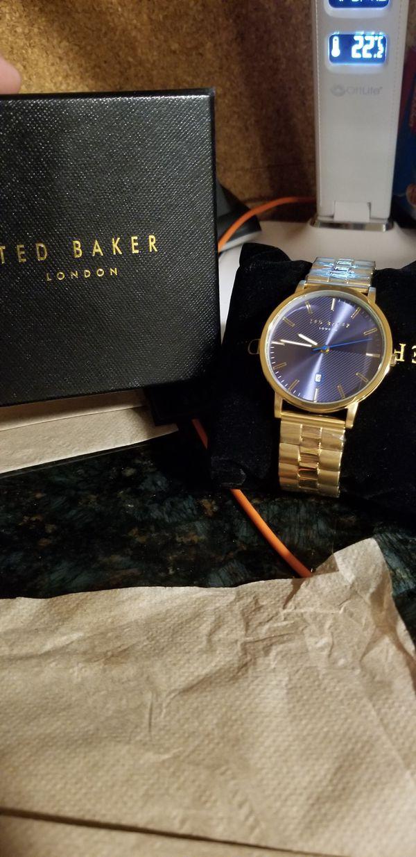 TED BAKER LONDON WATCH