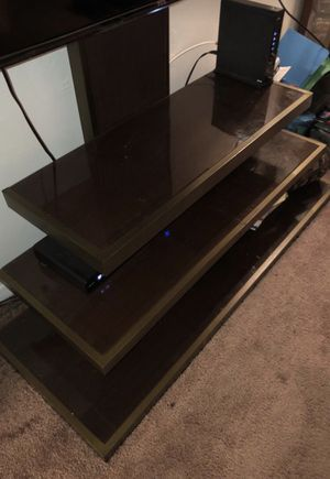 Three-tier TV stand ONLY! for Sale in Henrico, VA