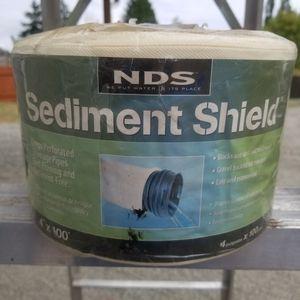 "NDS Sediment shield 4""x100' for Sale in Tacoma, WA"