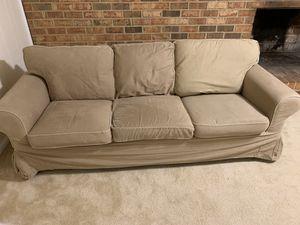 Ike's Ektorp sofa - free for Sale in Virginia Beach, VA