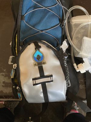 Fluidlink backpack hydration system for Sale in Salinas, CA
