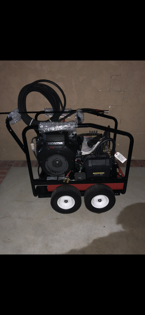 Pressure washer BRAND NEW!! 22hp Honda 630 electric start 8gpm 3000 psi for Sale in Los Angeles, CA