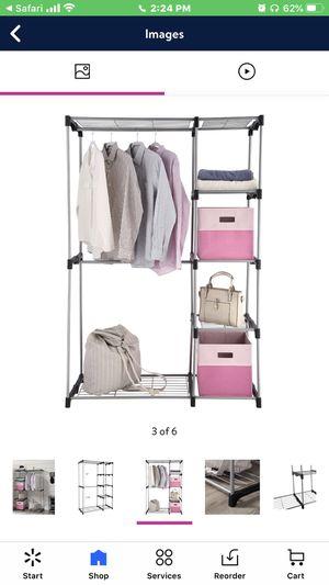Closet organizer for Sale in Eau Claire, WI
