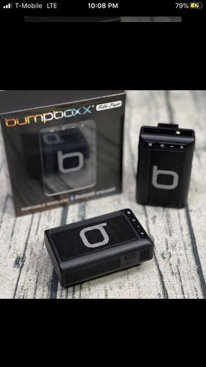BUMPBOXX UPROCK V1S BLUETOOTH BOOMBOX for Sale in Long Beach, CA