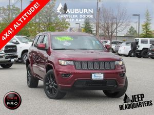 2018 Jeep Grand Cherokee for Sale in Auburn, CA