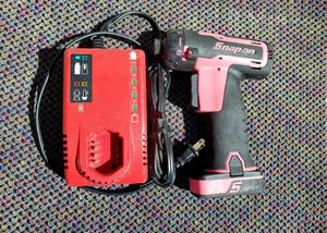 Snap-on Tools Pink Cordless Screwdriver Kit CTS761P ask $169 for Sale in Pomona, CA
