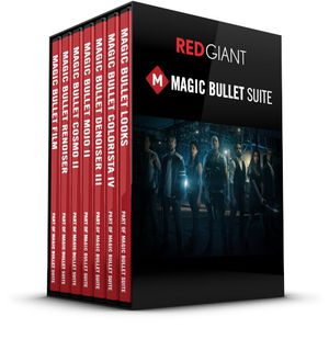 Red giant suite magic bullet suite for Sale in Hayward, CA