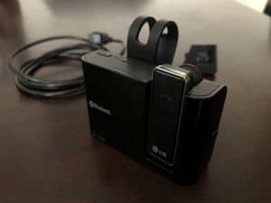 LG Bluetooth Car Kit with Removable Mono Headset for Sale in Glendale, CA